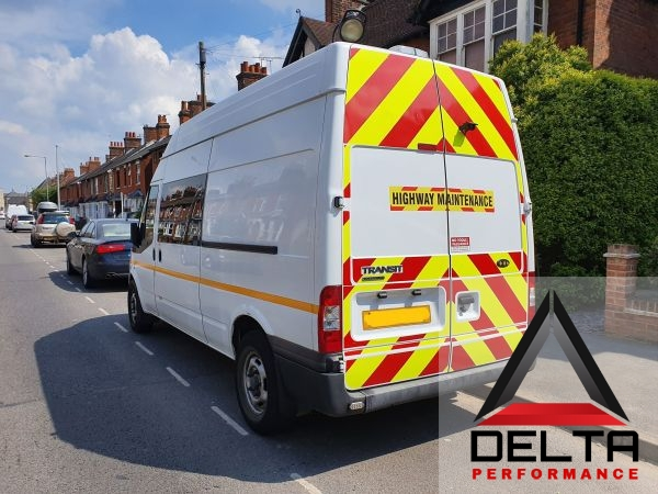 Ford Transit Remap and speed limiter removal